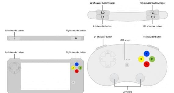 joystick ios7 Logitech y MOGA trabajan con Apple para fabricar los primeros joysticks para iOS