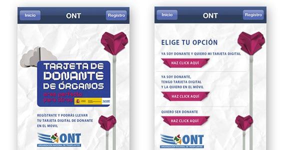 soydonante Soy Donante, una app para ser mucho más útil para la sociedad