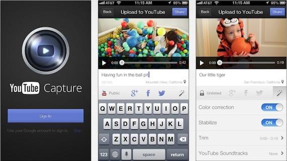 youtube capture YouTube Capture se actualiza con mejoras en la velocidad de subida