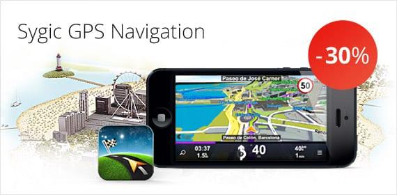 sygic navegador gps Ahorra tiempo y dinero durante tus vacaciones con esta App de navegación GPS sin conexión