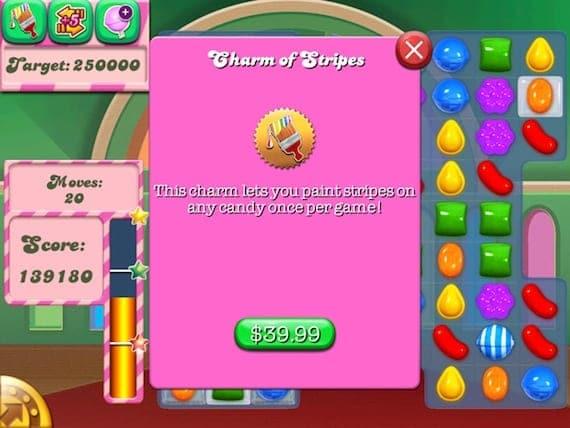 CandyCrushExtras Confesiones: ¿Cuanto dinero gastas en Candy Crush Saga?