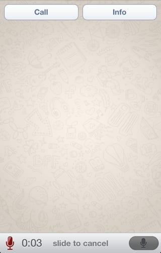 whatsapp 2 Novedades en WhatsApp, nueva función de notas de voz y 300M de usuarios