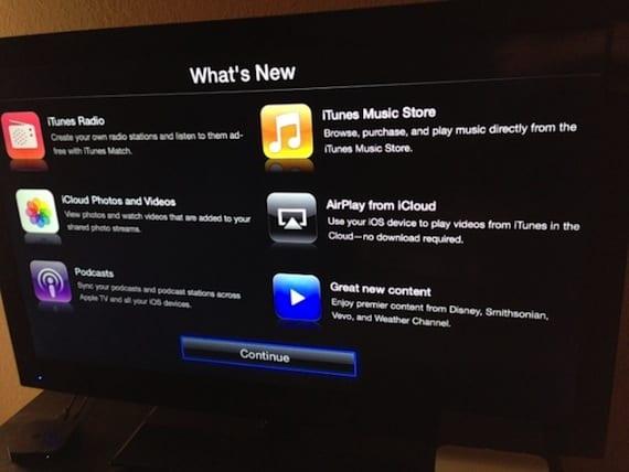 141511 640 Actualización para Apple TV 6.0 cargada de novedades