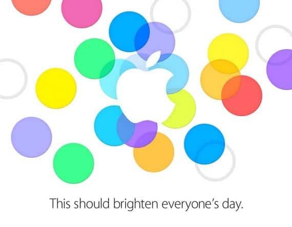 inivitacion keynote Copiar Aparecen imágenes de la que sería la caja del iPhone 5S