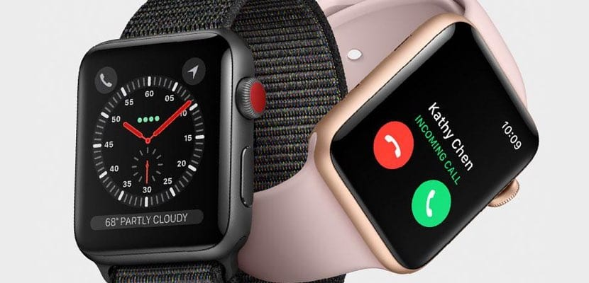 Apple Watch Series tres reinicios hospitales
