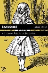 Alicia e el país de las maravillas de lewis carroll