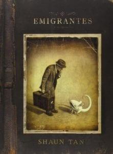 Emigrantes de Shaun Tan