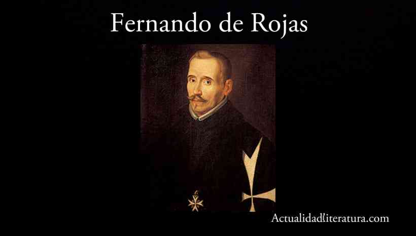 Fernando de Rojas.