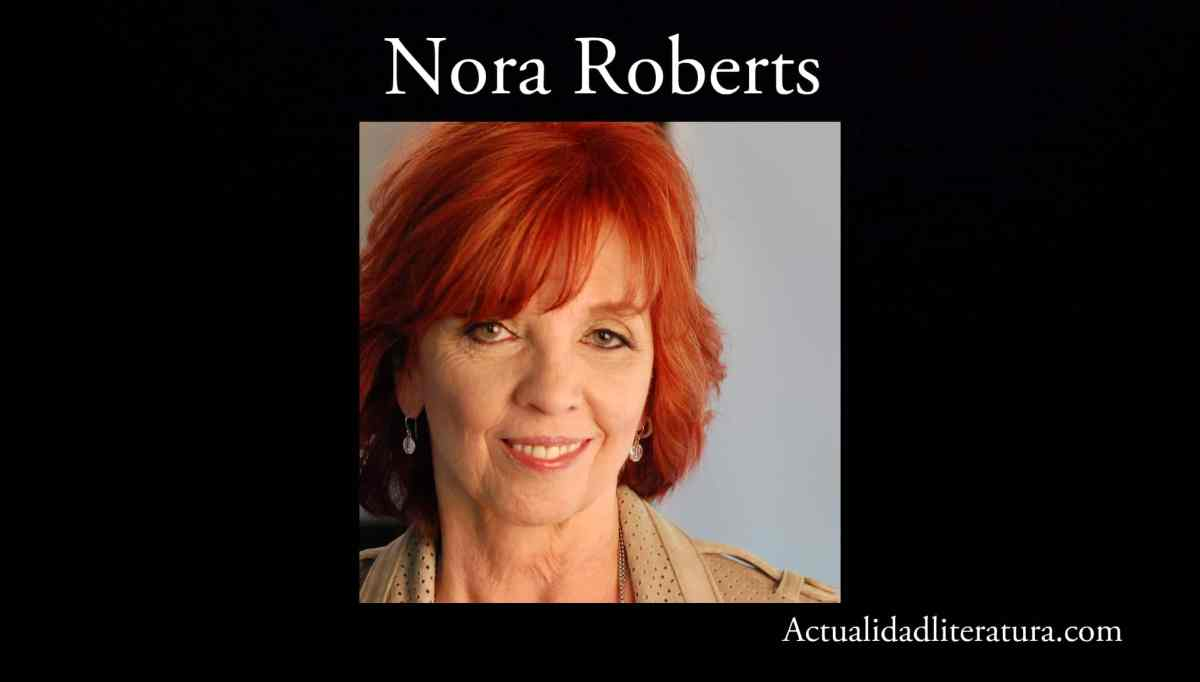 Nora Roberts.