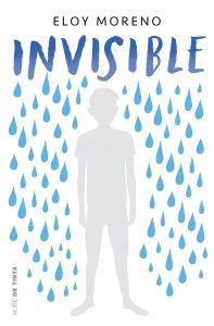 Invisible Eloy Moreno Libro juvenil para regalar en Navidad