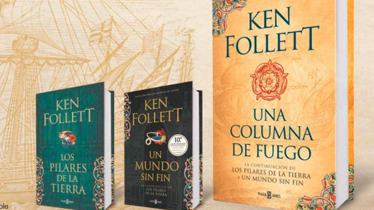 Libros de Ken Follet