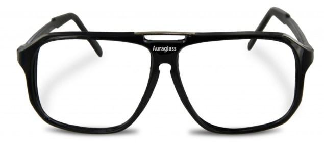 Las Auraglass permiten ver el aura de la gente.