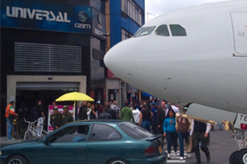 AvionBogota