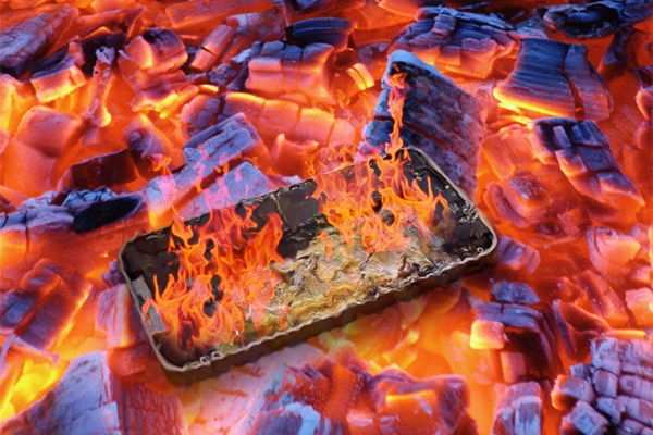 El iPhone 6 no resultó tan resistente como se creía.