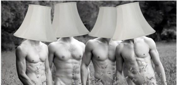 Los hombres lámpara se subastarán como un lote con una base de dos millones de dólares.
