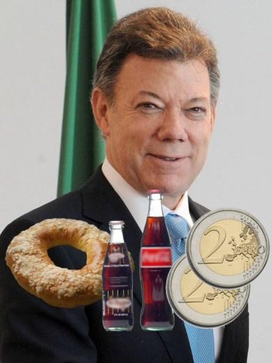 Santos logró retacar importantes activos para el postconflicto en Europa