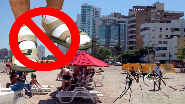 PlayaSandaliasMosquito