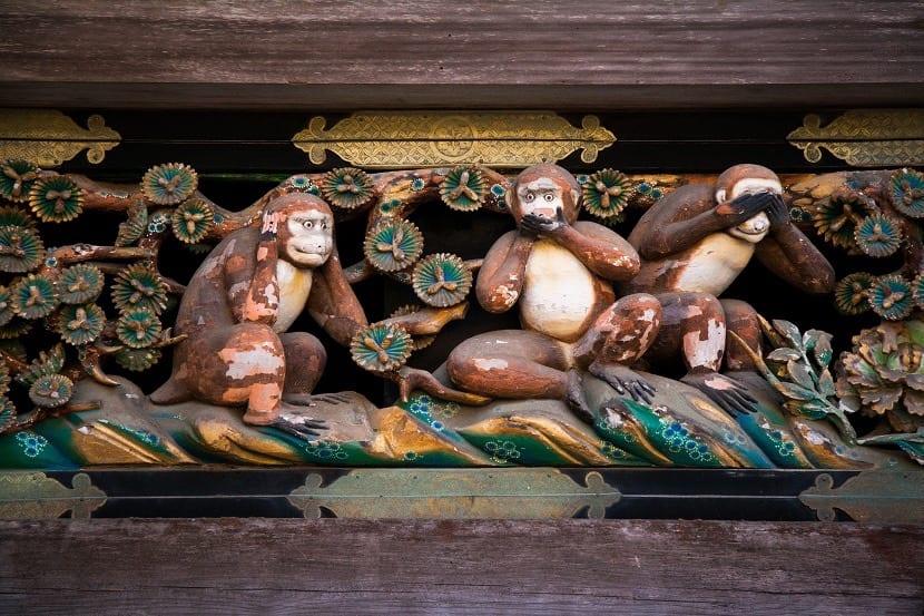 Resultado de imagen para santuario sintoísta Toshogu