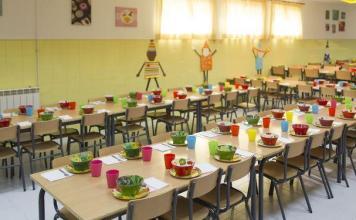 735 ajudes assistencials municipals de menjador escolar