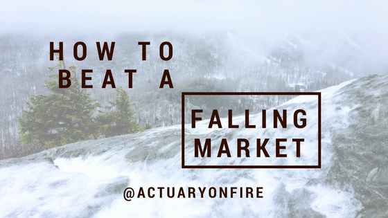 How To Beat a Falling Market