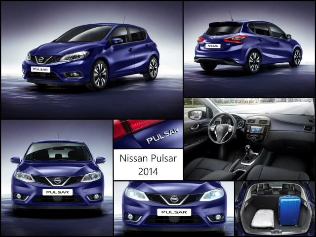 Montage Nissan Pulsar