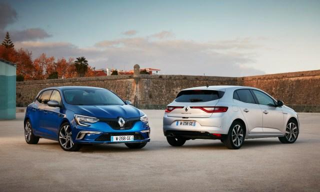 Renault Mégane IV © Renault