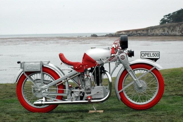 opel motoclub 500