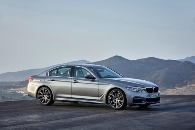 La BMW Serie 5 2017