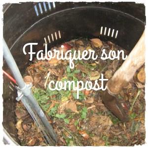 Faire son compost: trucs et astuces