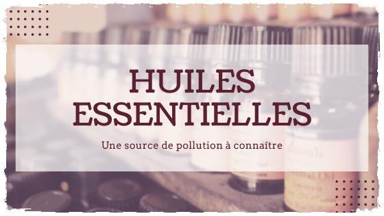 Les huiles essentielles ne sont pas écologiques