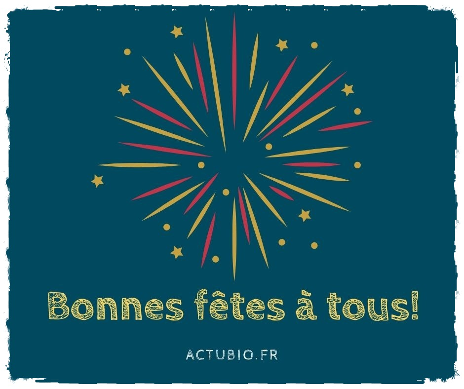 You are currently viewing Bonnes fêtes chers lecteurs!