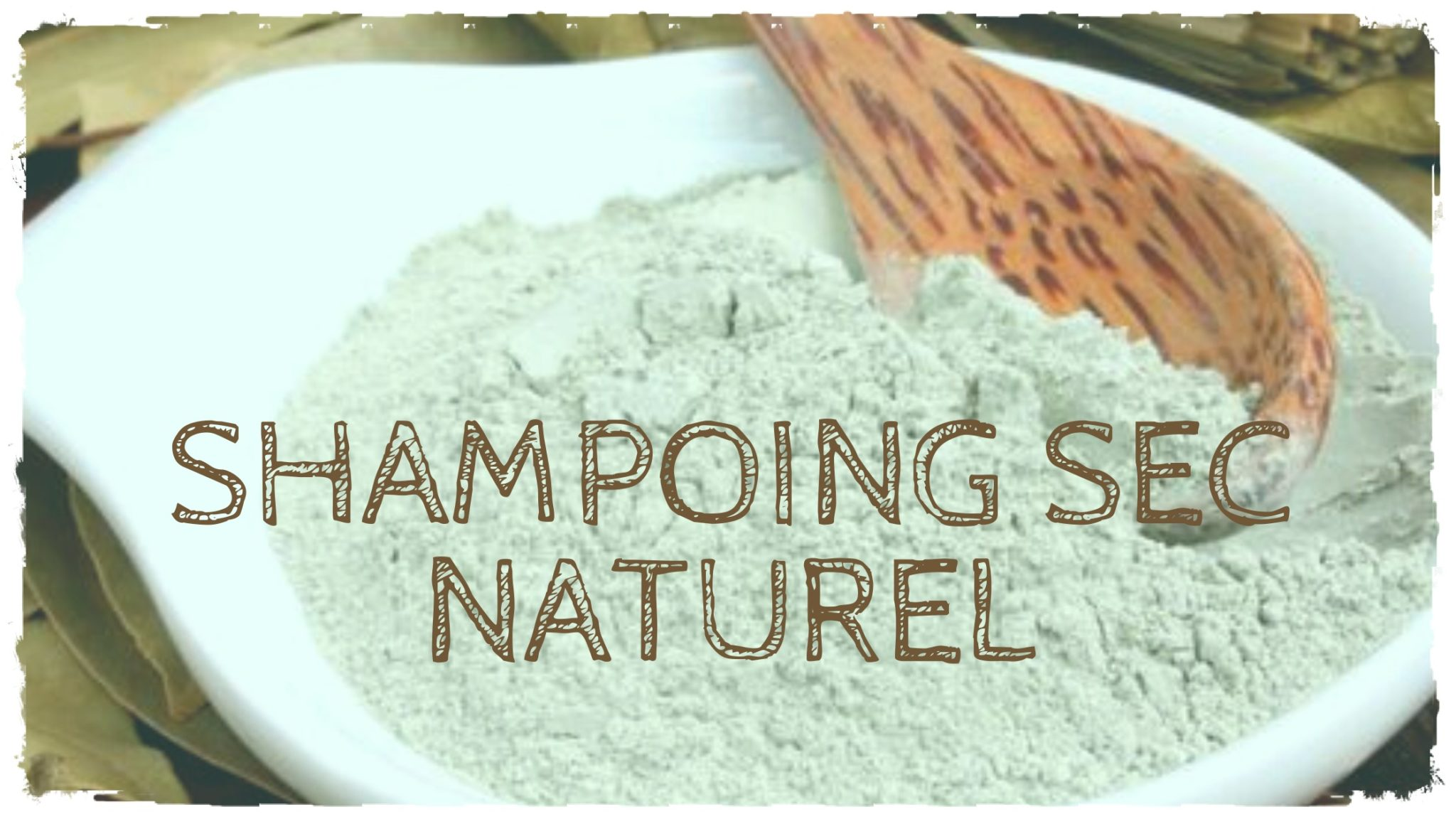 You are currently viewing 1 minute pour fabriquer un shampoing sec 100% naturel