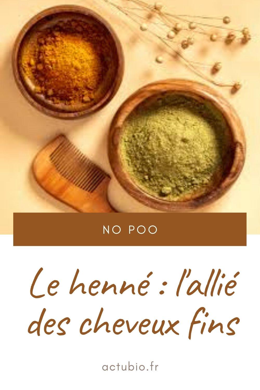 You are currently viewing Les bienfaits du henné sur les cheveux fins