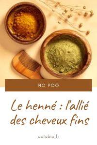 Read more about the article Les bienfaits du henné sur les cheveux fins