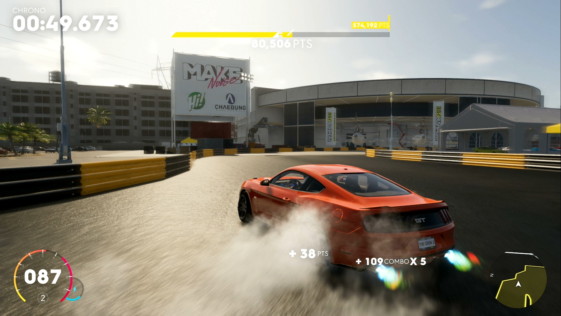 guide the crew 2