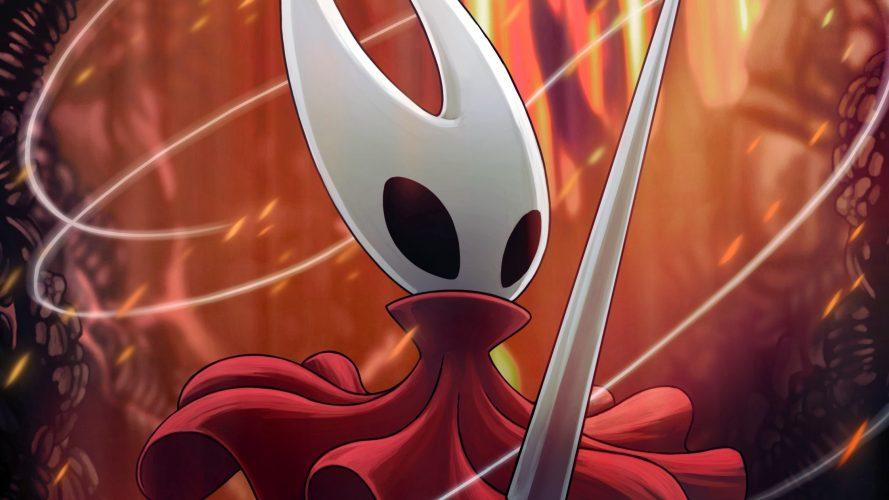 Hollow Knight Hornet Dlc
