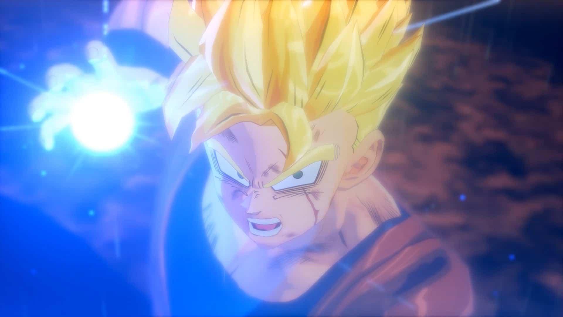 De nouvelles images pour le DLC centré sur Trunks