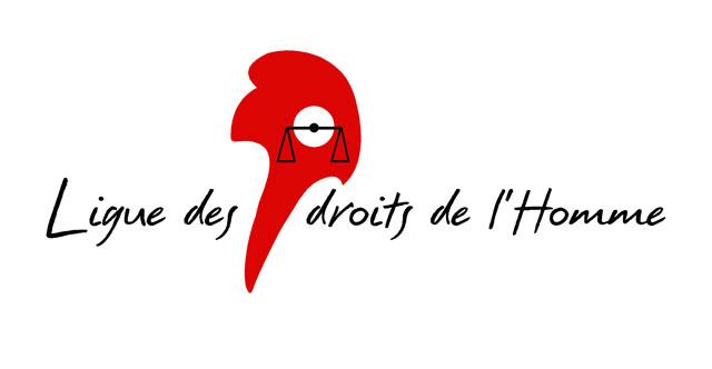 Drapeau la Ligue des droits de l'Homme - Boutique de la LDH