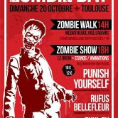 Punish Yourself + Rufus Bellefleur + Zuul Fx @u Bikini