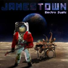 Jamestown – ElectroSushi EP