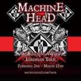MACHINE HEAD @u Rocher De Palmer