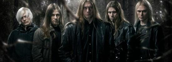 Interview du groupe KALMAH (Death Mélodique – Finlande)