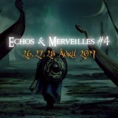 ECHOS ET MERVEILLES FESTIVAL #4 :  WARDRUNA + CELLAR DARLING + GUEST @u Bascala