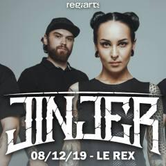 JINJER + GUEST @u Rex