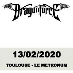 DRAGONFORCE + GUEST @u Metronum