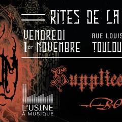 PESTIFERUM + SUPPLICES + BOVARY + GUILLOTINE @ L'Usine A Musique