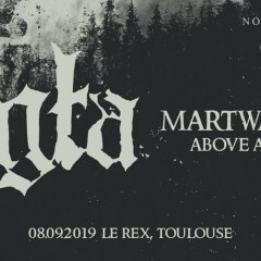 MGLA + MARTWA AURA + ABOVE AURORA @u Rex