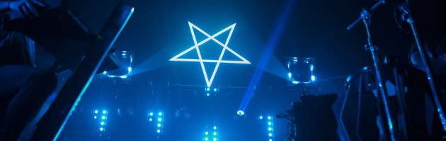 REPORT // Perturbator/ The Algorithm / Toucan @ Metronum le 07/10/2019 by Sam