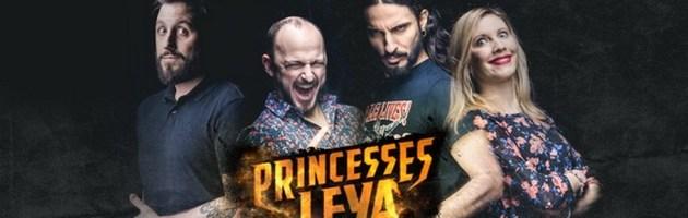CONCOURS // 4 places à gagner pour Princesses Leya @u Rex le 26 octobre