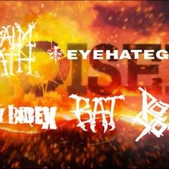 NAPALM DEATH + EYEHATEGOD + MISERY INDEX + ROTTEN SOUND + BAT @u Metronum